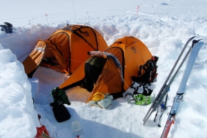 Denali - 1st Base Camp